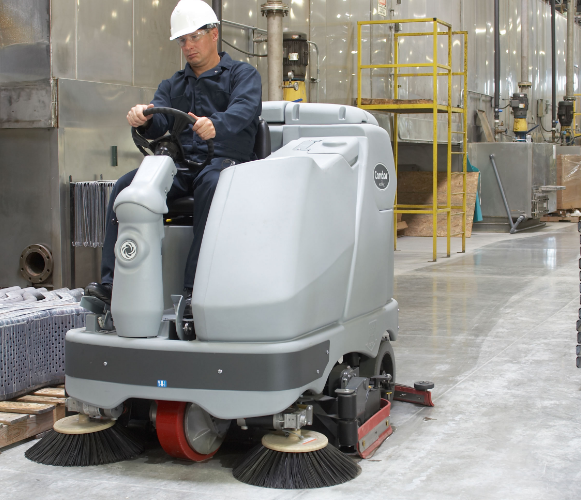 Industrial Cleaning Equipment Maker Nilfisk Goes Public